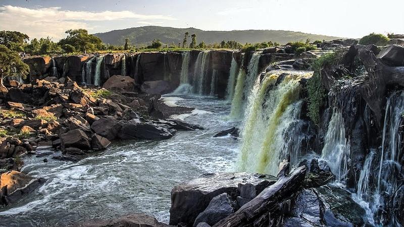 Fourteen Falls Athi River - Thika
