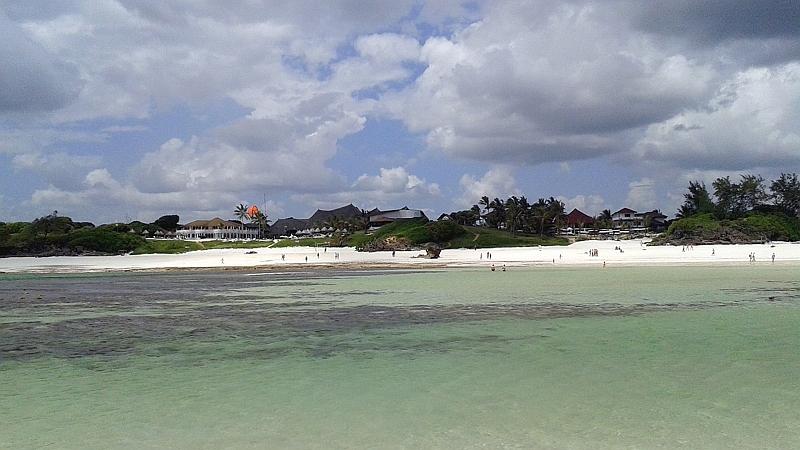 Garoda & Gecko beach - Watamu