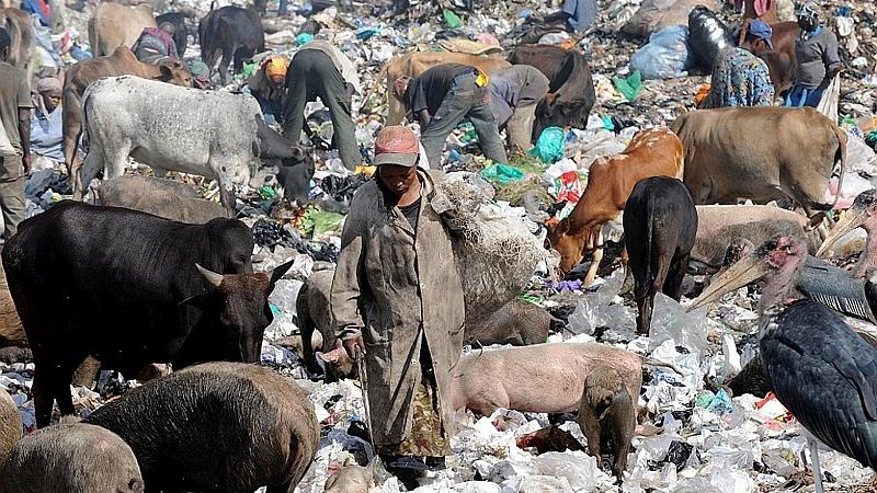 La discarica di Dandora - Nairobi