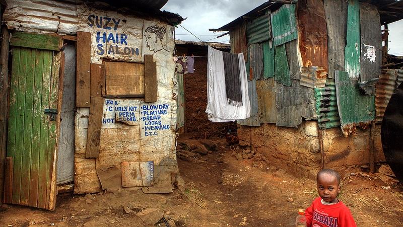 Hair Salon in Nairobi