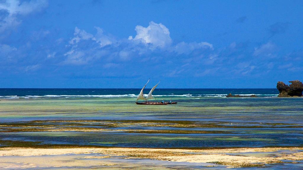Barriera corallina - Kenya