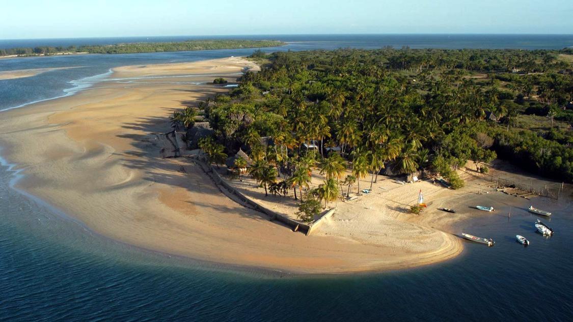 Isola di Manda, Kenya