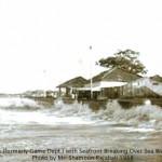 Storia di Malindi - Casa delle Colonne - Malindi (foto d'epoca)