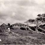 Storia di Malindi - Pillar Tombs (foto d'epoca)