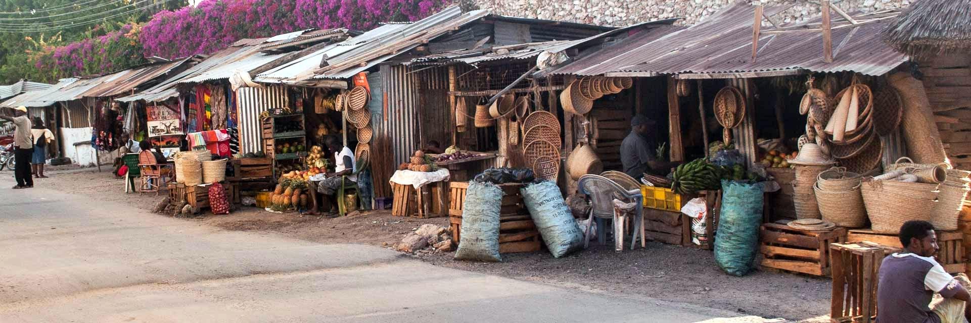 Storia di Watamu, Kenya
