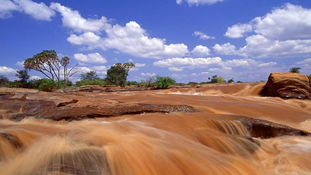 Lugard's Falls
