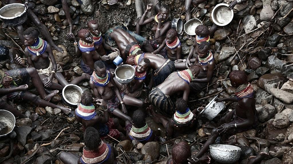The thirst of Kenya