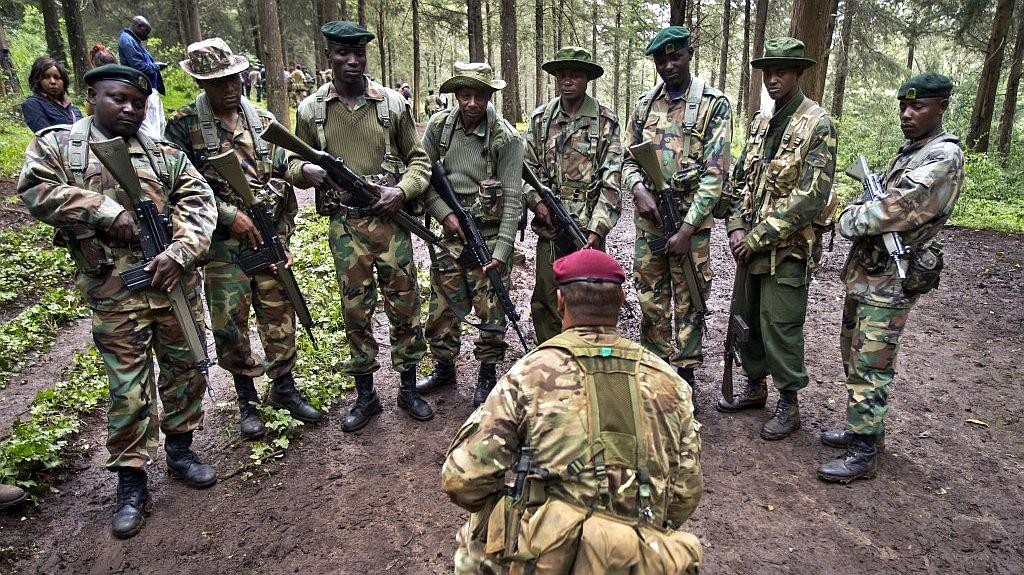 Kenya Wildlife Service: Parks rules