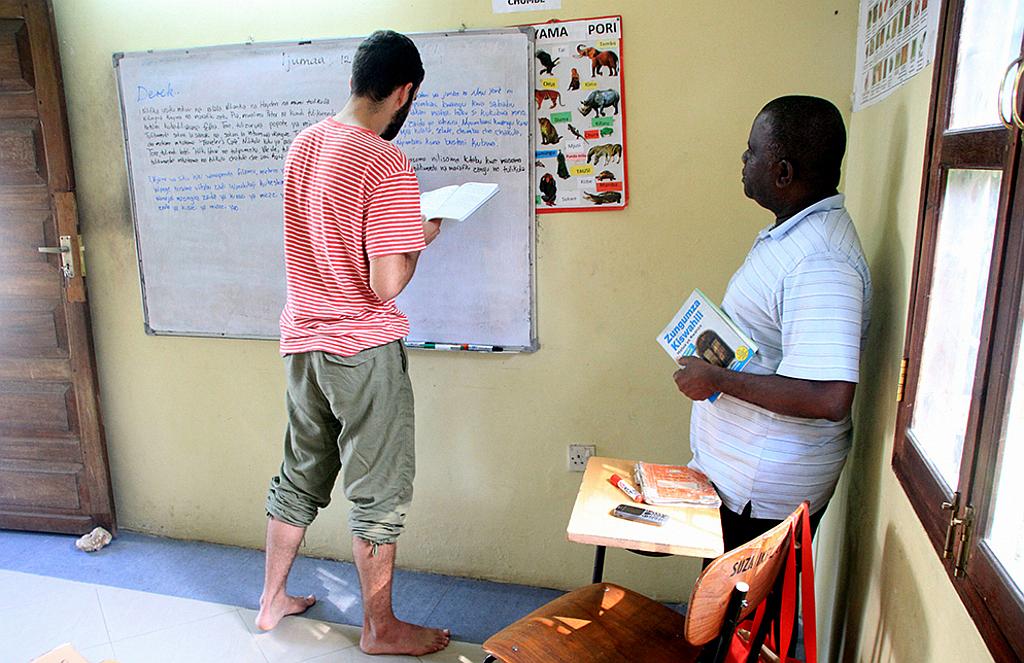 Kiswahili in Africa
