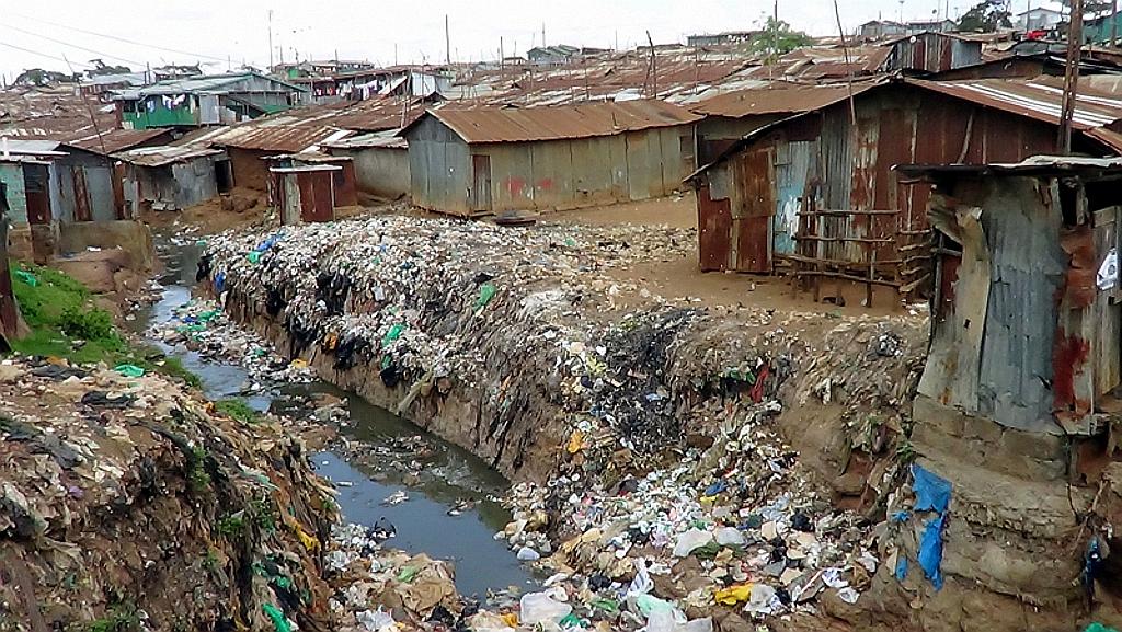Korogocho Slum, Nairobi
