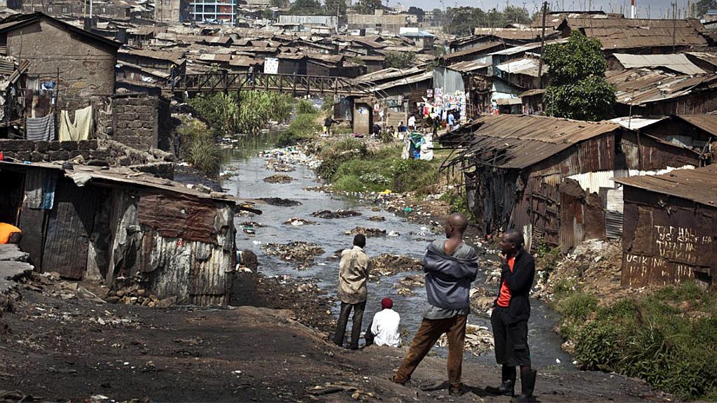 Mathare Valley Slum, Nairobi