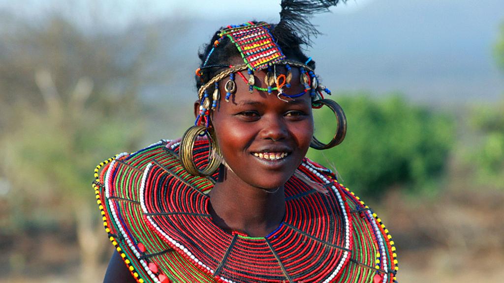 Tribe of Kenya