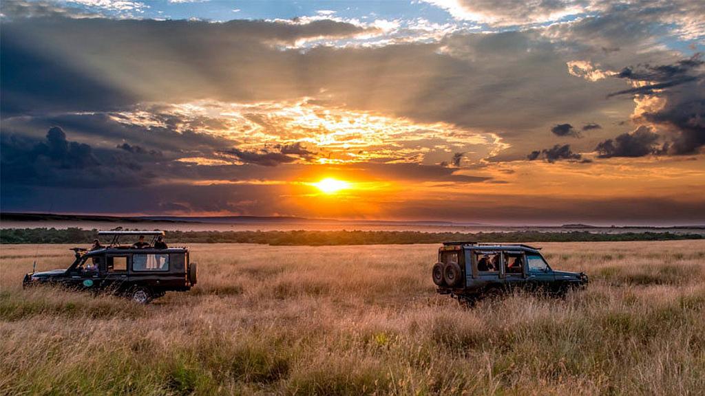 Safari in the Rift Valley