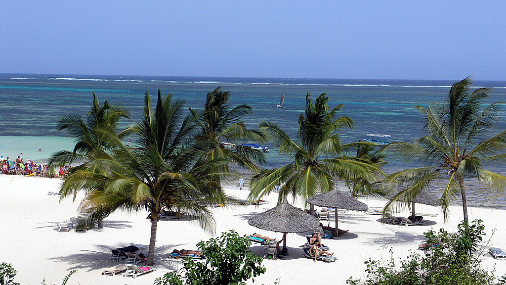 The most beautiful beaches North of Mombasa
