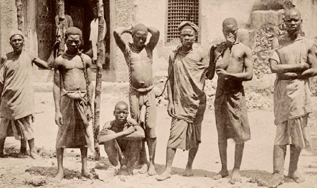 The slave trade and slavery