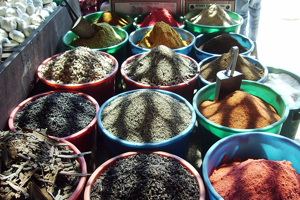 Spices of Kenya