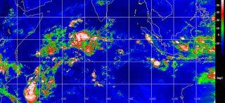 Meteosat Oceano Indiano