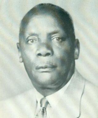 Harry Thuku-Capo Associazione Giovani Kikuyu