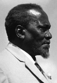 Jomo Kenyatta-Primo Presidente del Kenya