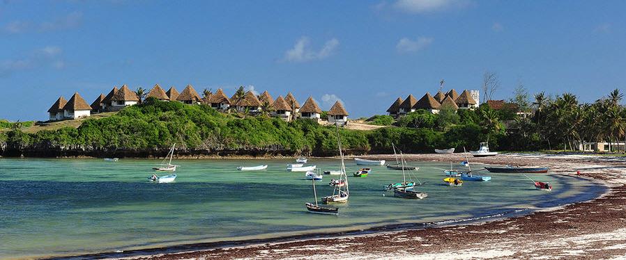 Mare e Spiagge Kenya