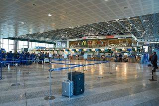 Check-in aeroportuale